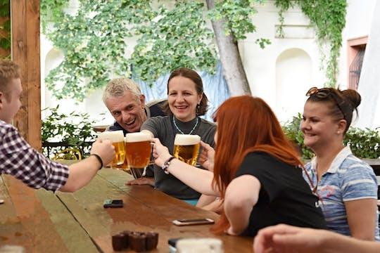 Пивная экскурсия по Праге с ужином и билетом в Музей пива