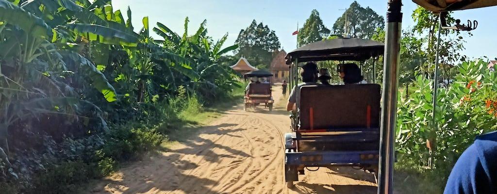 Остров Ко Дач на тук-туке в Пномпене-однодневная частная экскурсия