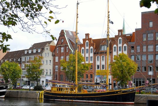 Private day trip from Rostock to Lübeck with guide