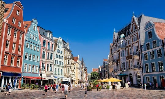 Private walking tour to the highlights of Rostock´s old town