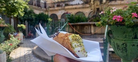 Visite gastronomique de rue à Palerme