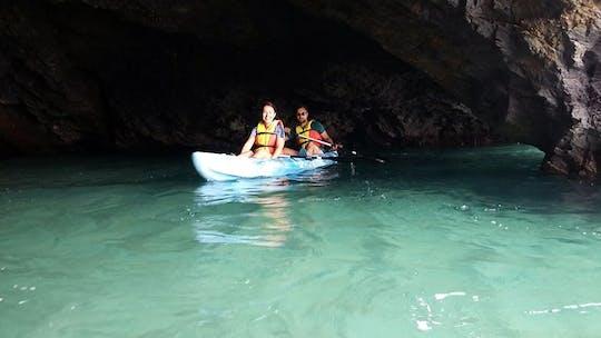 Lanzarote Kayaking & Snorkelling Ticket