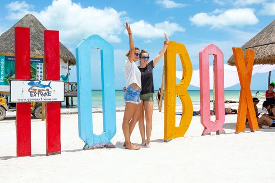 Holbox Island Boat & Buggy Private Tour