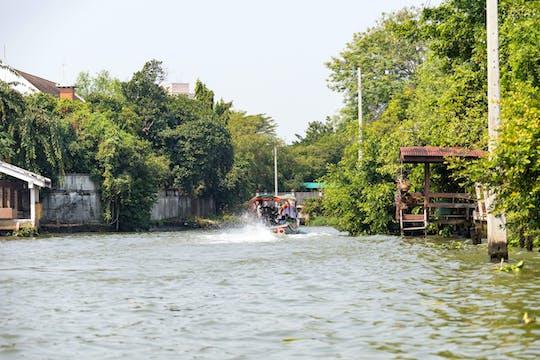 Bangkok Canals & Wat Arun Private Tour