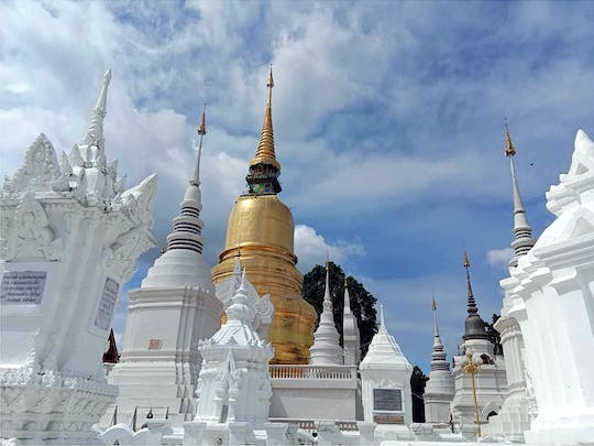 Chiang Mai Temples Private Tour