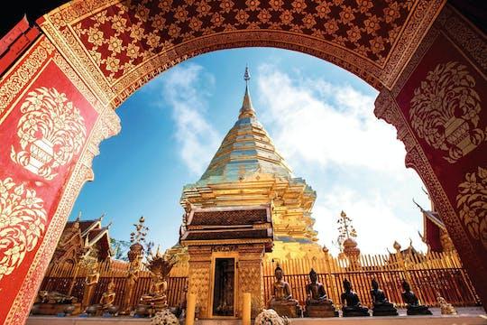 Doi Suthep and City Temples Private Tour