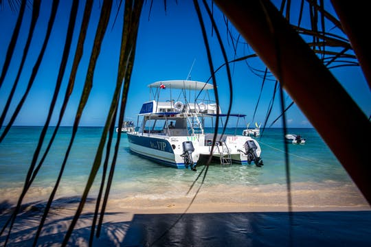 Private Paradise Island Tour mit Schnellboot