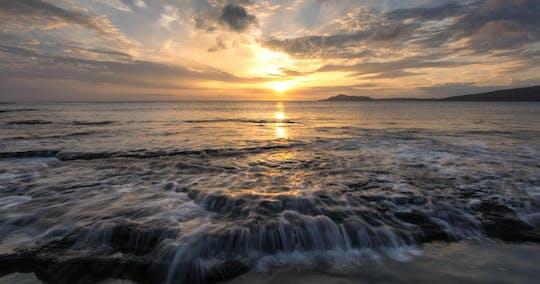 Wycieczka o zachodzie słońca po Hawajach po wschodnim Oahu