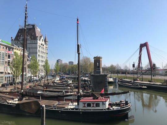 Частная пешеходная экскурсия по Роттердаму из прошлого в настоящее с депо