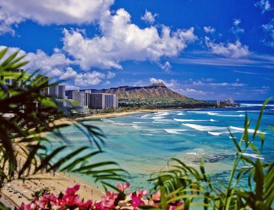 Waikiki-Tour mit dem Glasbodenboot tagsüber