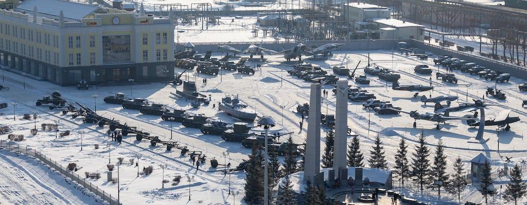Visita guidata privata del complesso museale UMMC da Ekaterinburg