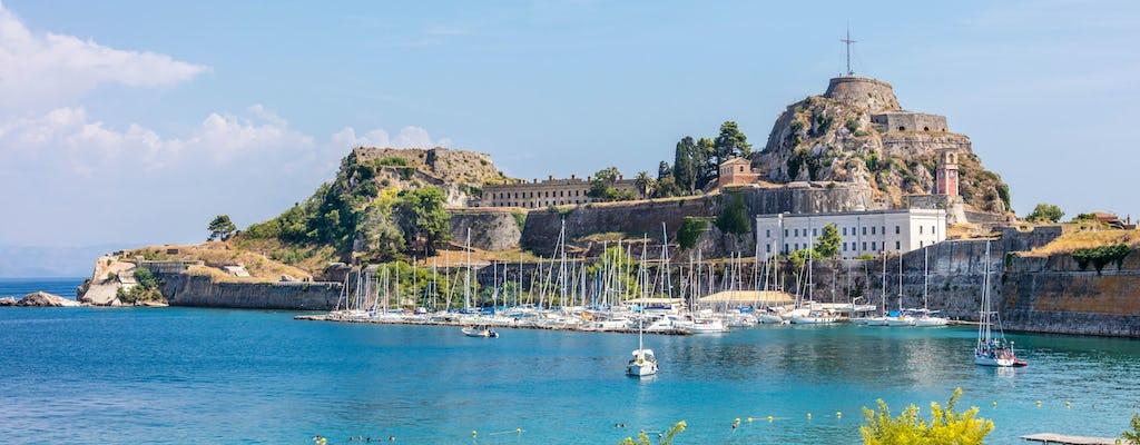 Corfu Premier Tour