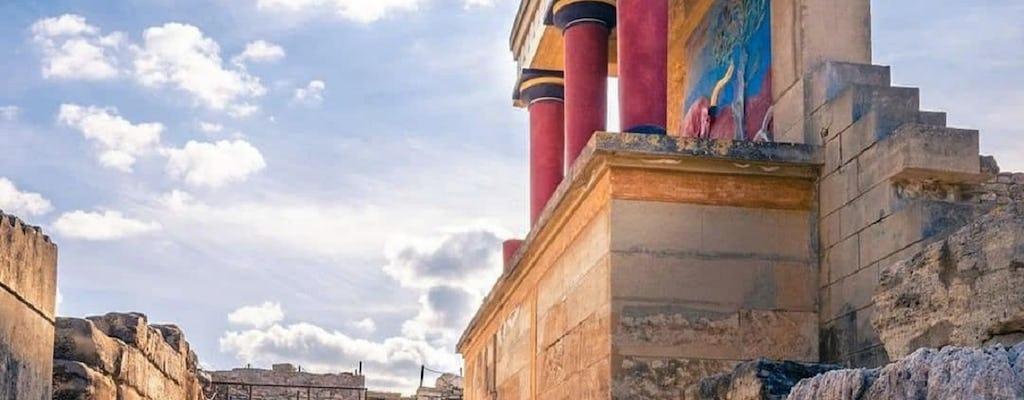 Индивидуальная экскурсия в Кносский дворец и Крите Ханья
