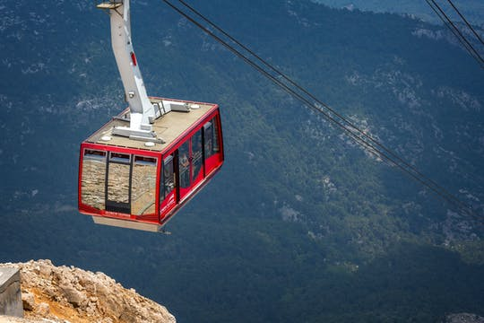 Tahtali Aerial Tram Tour