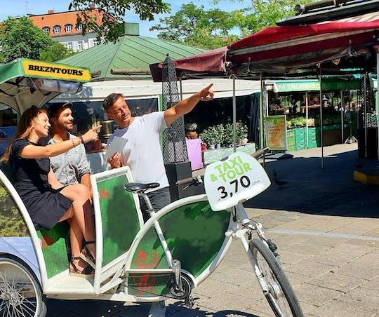 Munich rickshaw tour about King Ludwig I