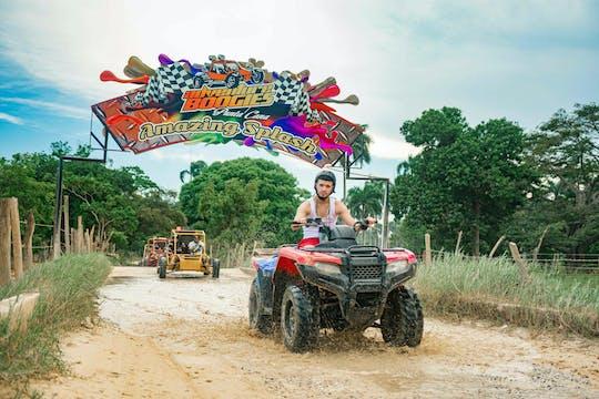 Punta Cana ATV Quad-Tour