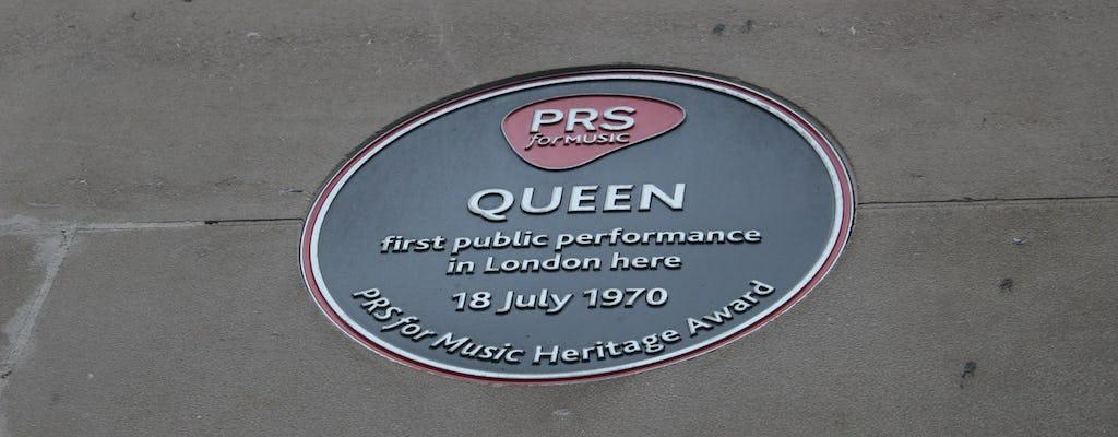 Queen London bus tour