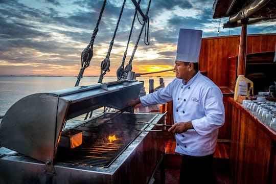 Cancun Candlelit Cruise Ticket