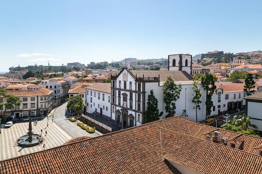 Visite de la ville de Funchal - au départ de l'ouest