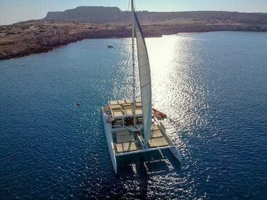Adults-only Sunset Catamaran Cruise Ticket