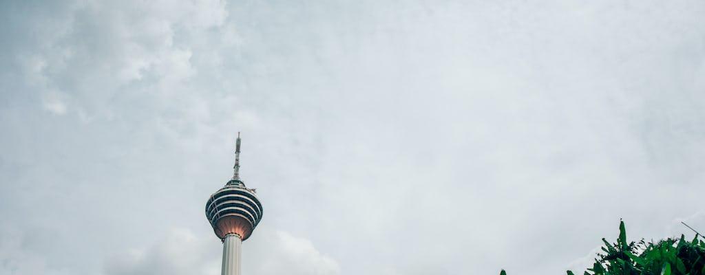 Billets pour la plate-forme d'observation de la tour de Kuala Lumpur