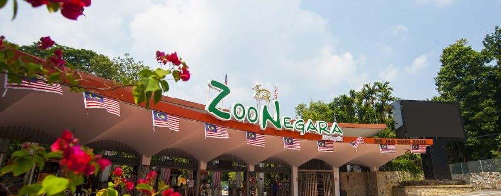 Biglietti Zoo Negara