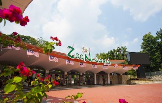 Zoo Negara-Tickets