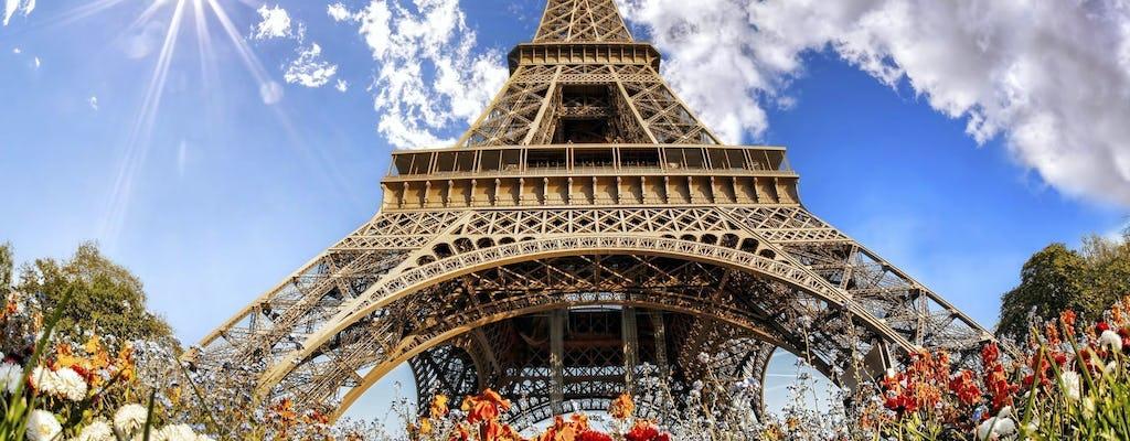 Accesso prioritario  al secondo piano della Torre Eiffel con accompagnatore