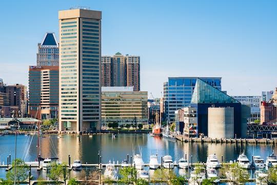 Wycieczka krajoznawcza do portu wewnętrznego Baltimore