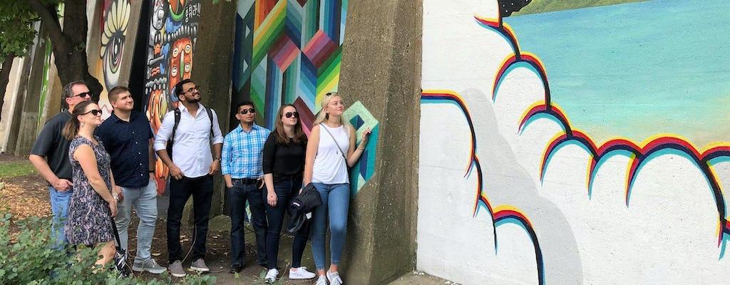 Tour guiado de arte callejero por West Town en Chicago