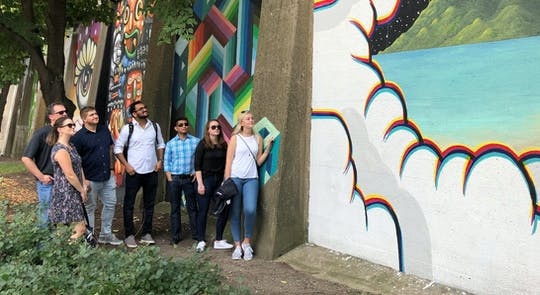 West Town begeleide straatkunsttour in Chicago