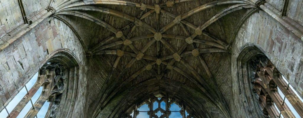 Tour al castillo de Alnwick y las fronteras desde Edimburgo