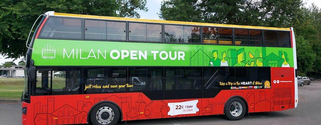 Билет на 1-дневный автобус с открытым туром по Милану