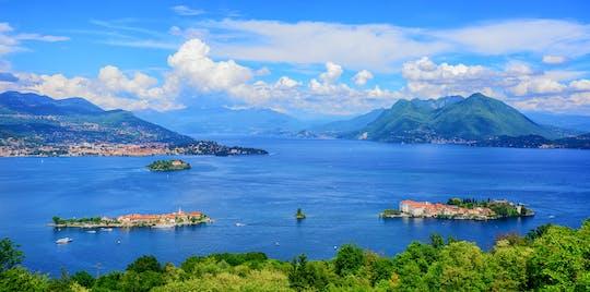 Lake Maggiore private boat tour