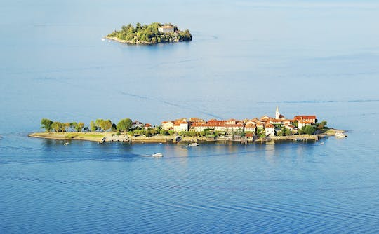 Isola Madre hop-on hop-off tour from Stresa