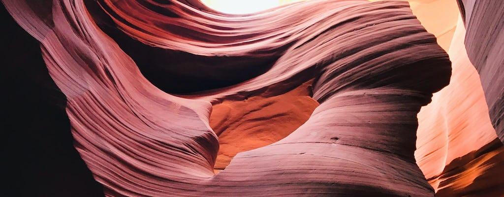 Входной билет в каньон Нижней Антилопы и 1-часовая экскурсия