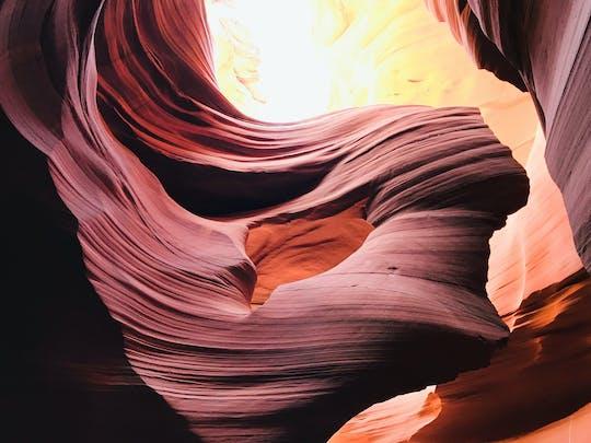 Billet d'entrée à Lower Antelope Canyon et visite d'une heure