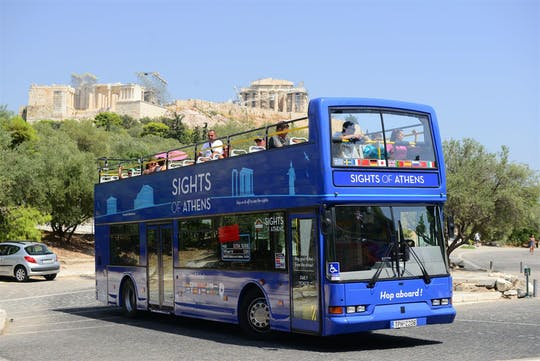 Entrada sin colas a la Acrópolis y el Partenón y recorrido turístico combinado por Atenas, el Pireo y las playas
