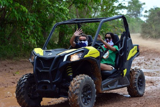 Small Group Punta Cana Can-Am Off-Road Buggy Ride