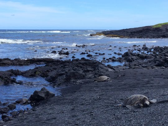 Big Island of Hawaii sightseeing day tour from Kohala