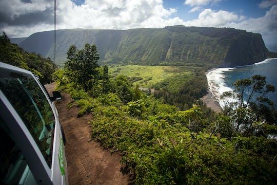 Big Island of Hawaii sightseeing day tour from Kona