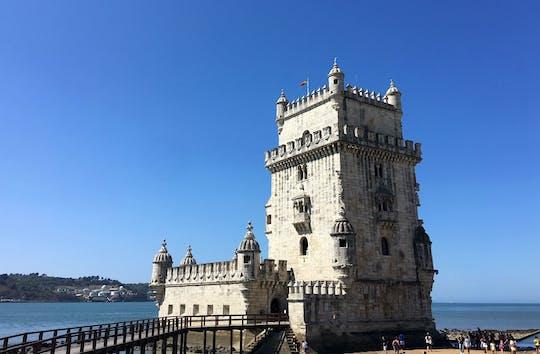 Visite de Lisbonne & monastère des Hiéronymites