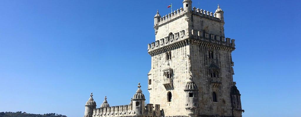 Tour por Lisboa com visita ao Mosteiro dos Jerónimos