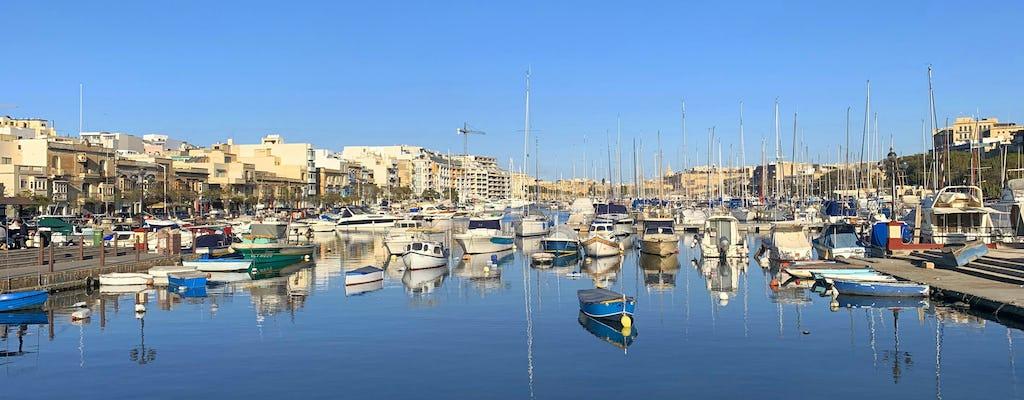 Night tour to Valletta, Mosta & Mdina