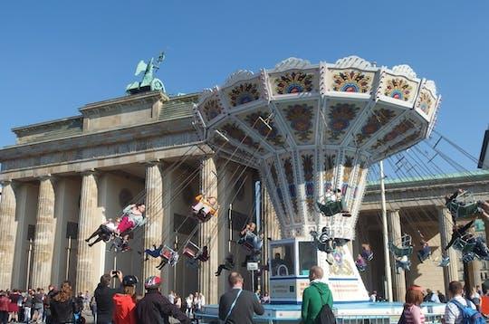 Wycieczka rowerowa z przewodnikiem z berlińskiego zoo do Alexanderplatz