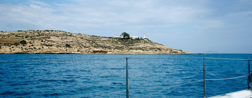 Costa Blanca sailing trip from Alicante