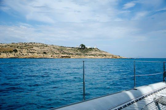 Rejs po wybrzeżu z Alicante