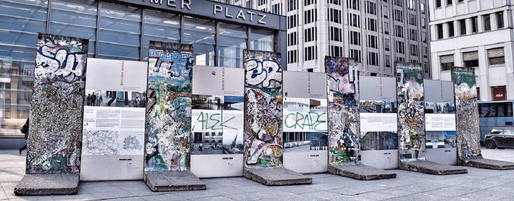 Piesza wycieczka po Murze Berlińskim od Checkpoint Charlie do Bramy Brandenburskiej