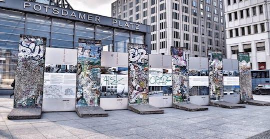 Berliner Mauer-Spaziergang vom Checkpoint Charlie zum Brandenburger Tor