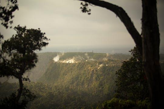 Big Island of Hawaii Volcano National Park tour from Waikoloa or Kohala